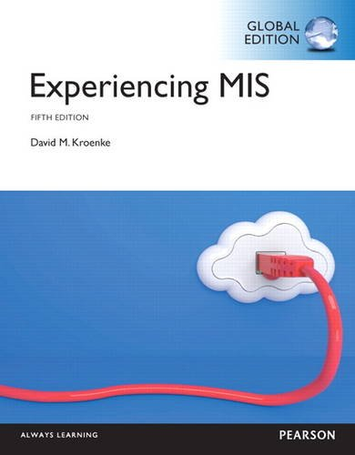 9781292059235: Experiencing MIS with MyMISLab, Global Edition