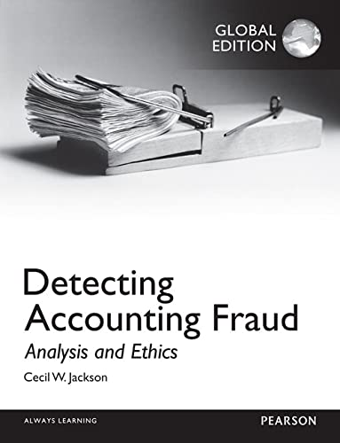 9781292059402: Detecting Accounting Fraud: Analysis and Ethics, Global Edition