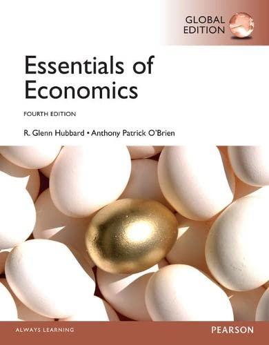 9781292059433: Essentials of Economics, Global Edition