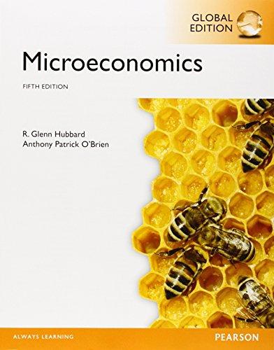 9781292059785: Microeconomics with MyEconLab, Global Edition
