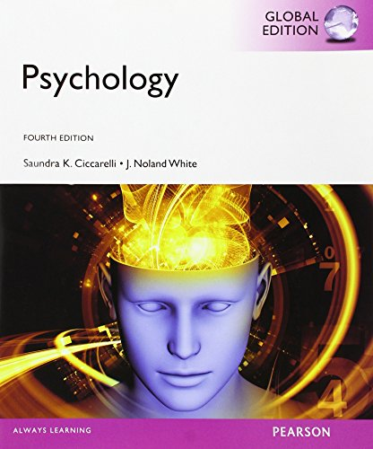 9781292059853: Psychology, Global Edition