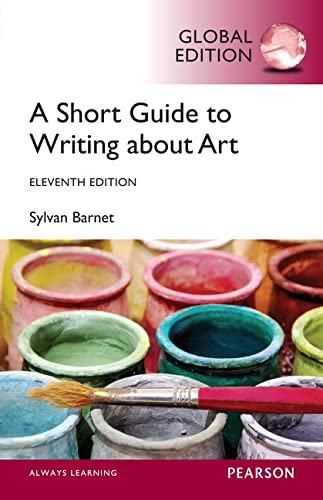 9781292059907: A Short Guide to Writing About Art, Global Edition