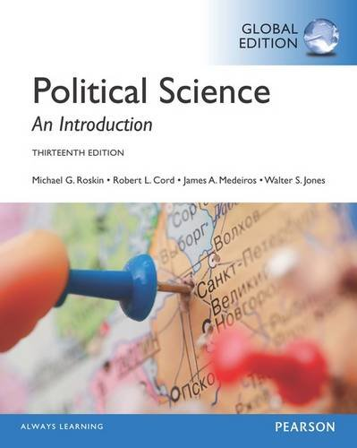 9781292060057: Political Science: An Introduction, Global Edition