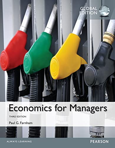 9781292060095: Economics for Managers, Global Edition