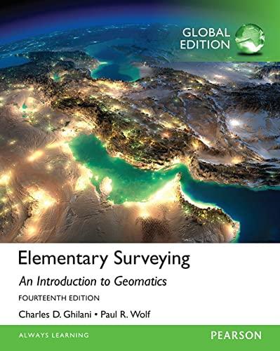 9781292060491: Elementary Surveying, Global Edition