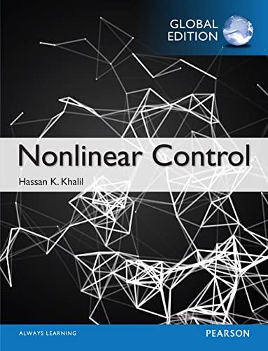9781292060507: Nonlinear Control