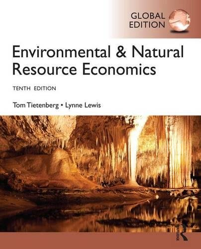 9781292060798: Environmental & Natural Resource Economics