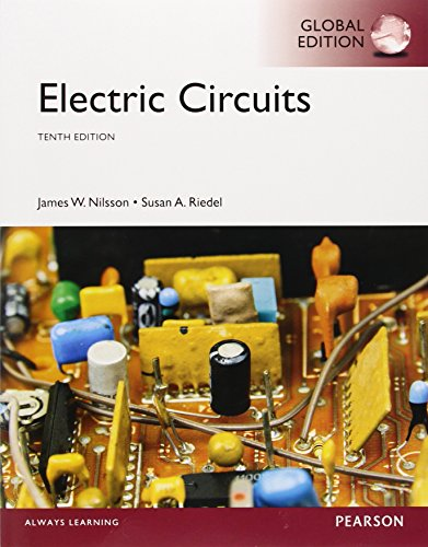 9781292060897: Electric Circuits with MasteringEngineering, Global Edition