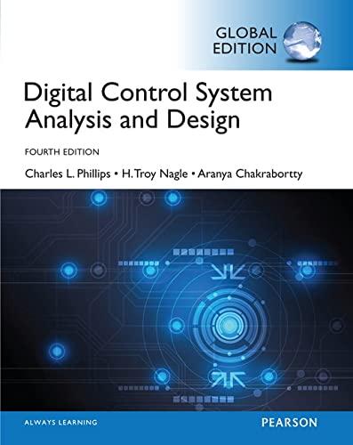9781292061221: Digital Control System Analysis & Design, Global Edition
