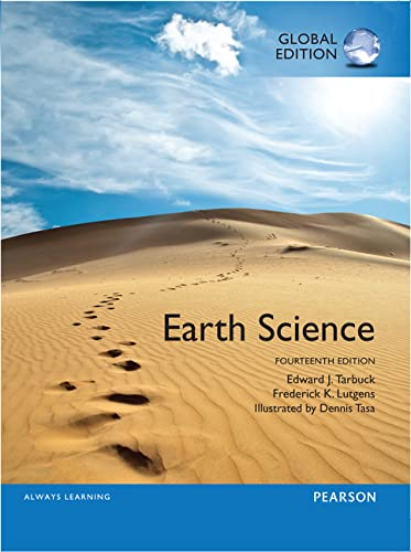 9781292061313: Earth Science, Global Edition