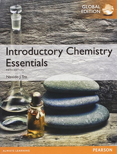 9781292061337: Introductory Chemistry Essentials, Global Edition