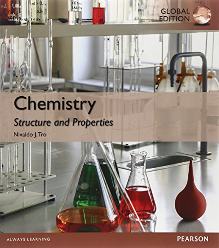 9781292061344: Chemistry: Structure and Properties: Global Edition