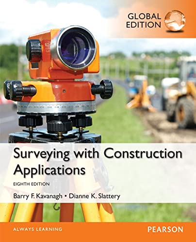 9781292062006: Surveying with Construction Applications, Global Edition