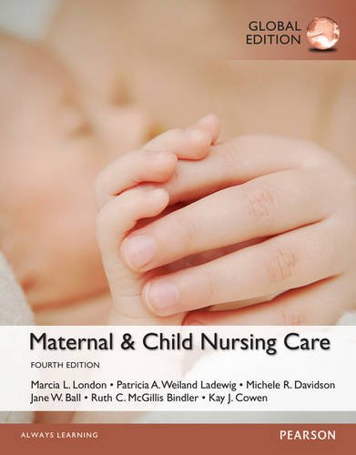 9781292062013: Maternal & Child Nursing Care, Global Edition