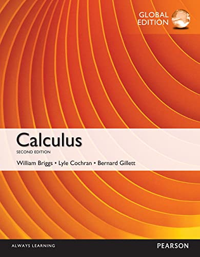 9781292062327: Calculus, Global Edition