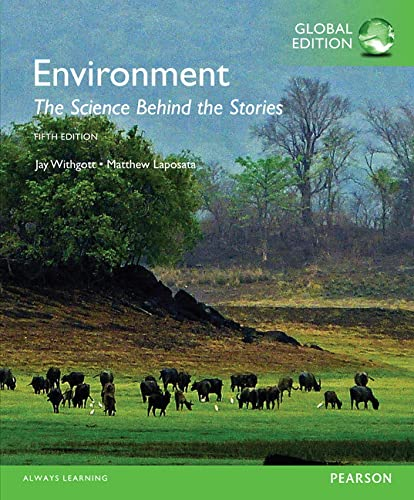 9781292063317: Environment: The Science behind the Stories, Global Edition