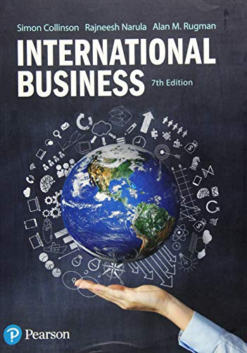 9781292064390: International Business