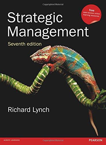 Strategic Management: Richard Lynch