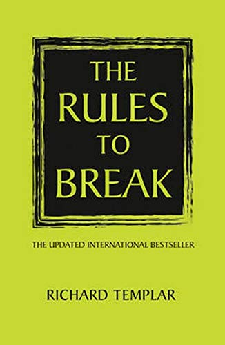 9781292064734: The Rules to Break