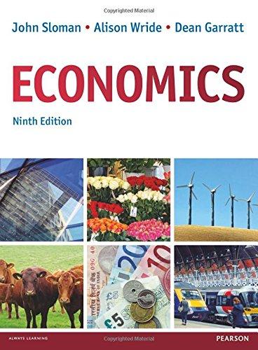 Economics (Paperback): John Sloman, Dean