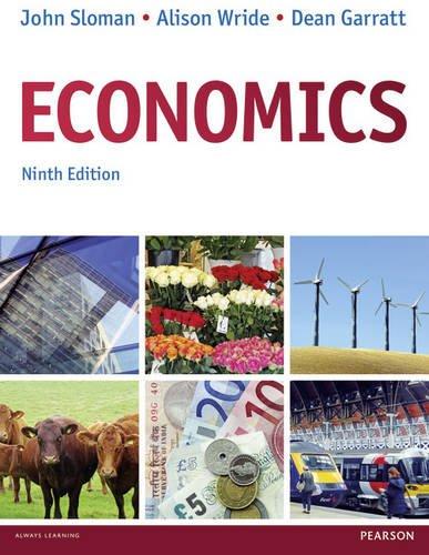 Economics with MEL access card (Mixed media: John Sloman, Dean
