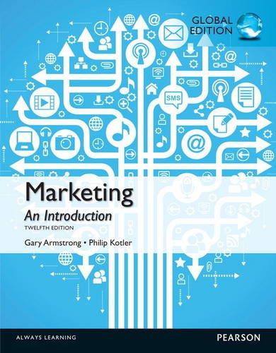 9781292066134: Marketing: An Introduction with MyMarketingLab