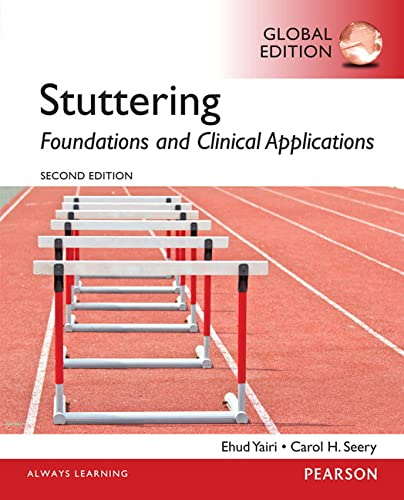 9781292067971: Stuttering: Foundations and Clinical Applications