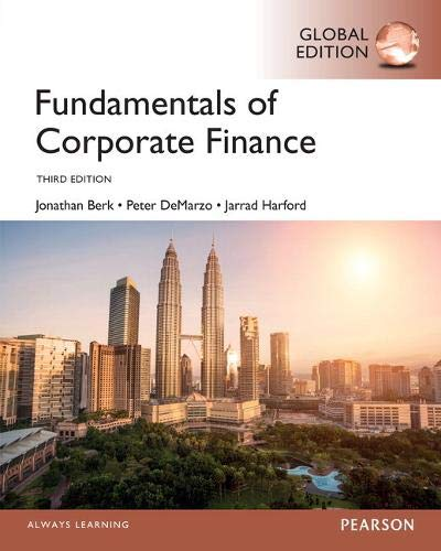 9781292068206: Fundamentals of Corporate Finance with MyFinanceLab, Global Edition