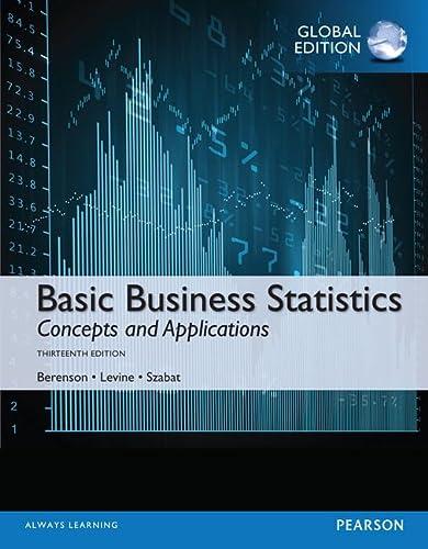 9781292069029: Basic Business Statistics