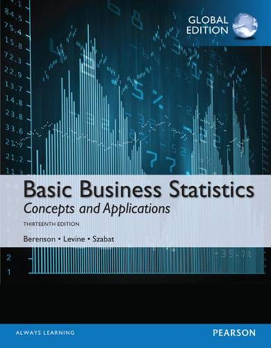 9781292069029: Basic Business Statistics