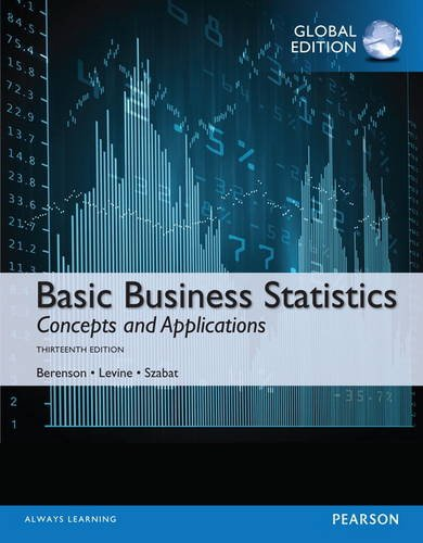 9781292069111: Basic Business Statistics with MyStatLab, Global Edition