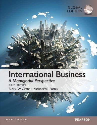 9781292070148: International Business with MyManagementLab
