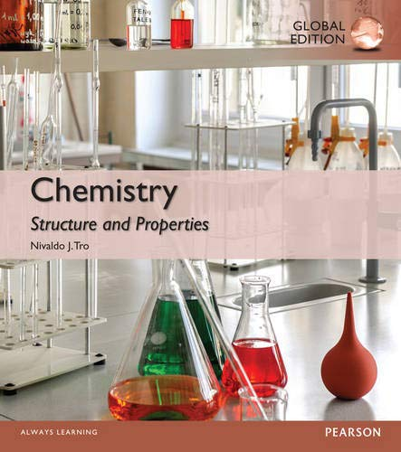 9781292070803: Chemistry: Structure and Properties with MasteringChemistry, Global Edition: Pack