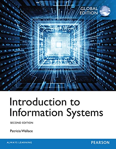 9781292071107: Introduction to Information Systems