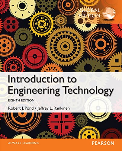 9781292072111: Introduction to Engineering Technology