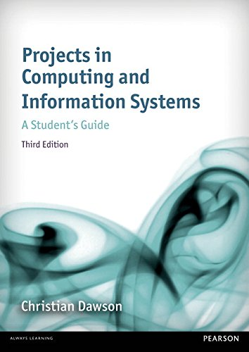 9781292073460: Projects in Computing and Information Systems 3rd edn: A Student's Guide (3rd Edition)