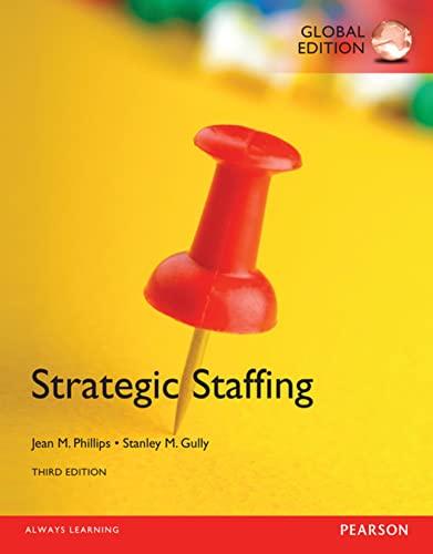 9781292073491: Strategic Staffing