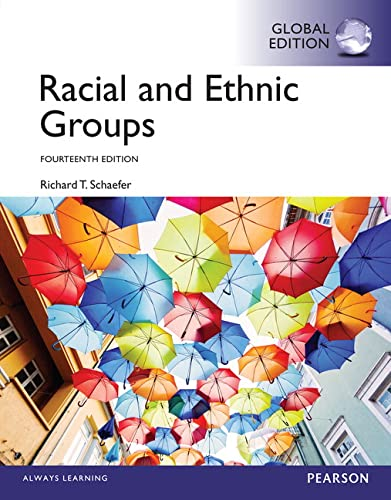 9781292073941: Racial and Ethnic Groups