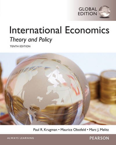9781292074580: International Economics: Theory and Policy with MyEconLab, Global Edition