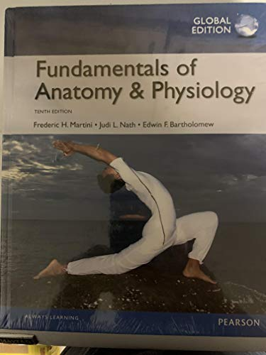 9781292074870: Fundamentals of Anatomy & Physiology