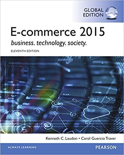 9781292076317: E-Commerce 2015