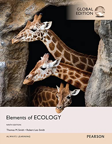 9781292077406: Elements of Ecology
