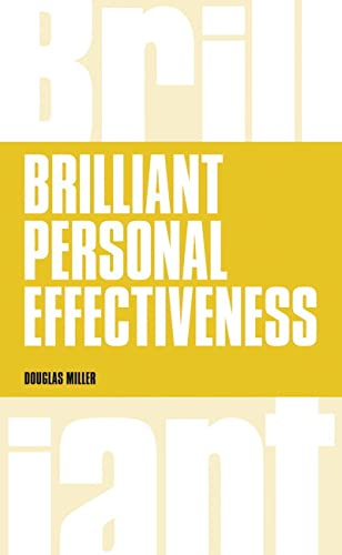 9781292077567: Brilliant Personal Effectiveness