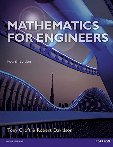 9781292077765: Mathematics for Engineers 4e with MyMathLab Global