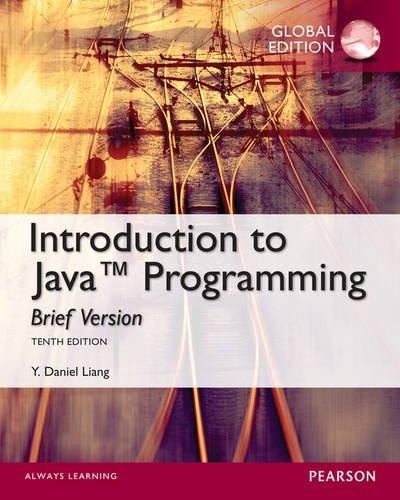 9781292078564: Intro to Java Programming, Brief Version, Global Edition