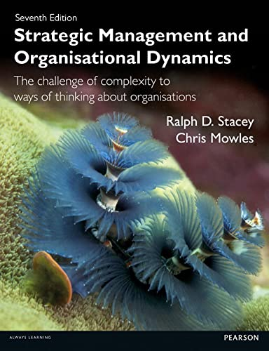 9781292078748: Strategic Management and Organisational Dynamics (7th Edition)