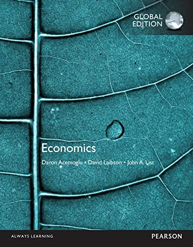 9781292079202: Economics, Global Edition