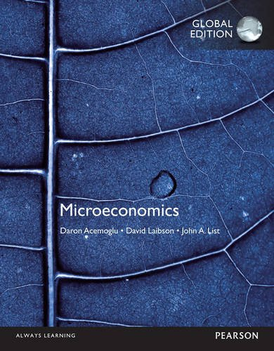 9781292079578: Microeconomics, Global Edition