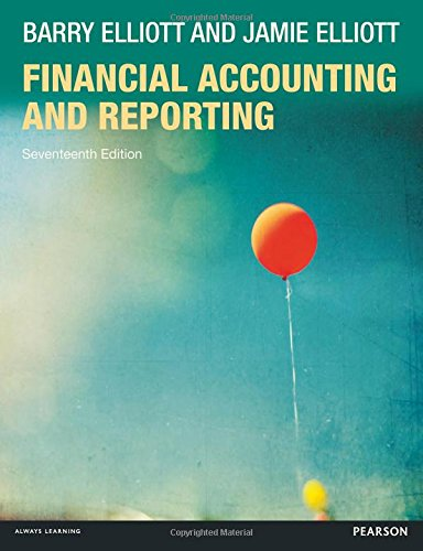 9781292080505: Financial Accounting and Reporting