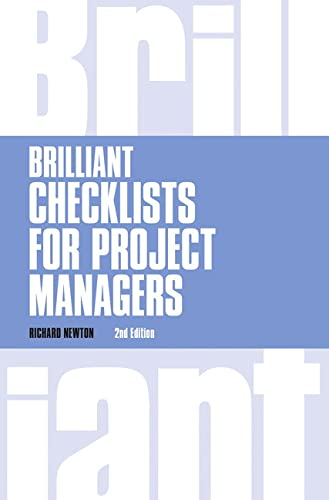 9781292081106: Brilliant Checklists for Project Managers, revised 2nd ed. (Brilliant Business)